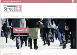 StreetHR Website
